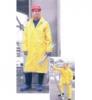 Vestimentas Impermeáveis :: Capa de Chuva PVC Amarela